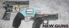 New Concealed Carry Guns For 2017