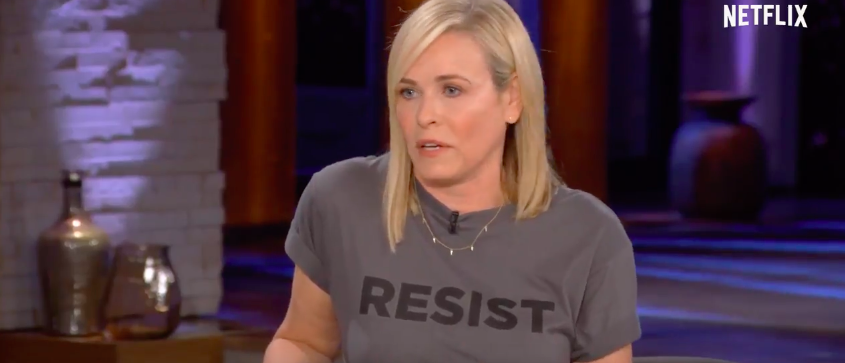 Chelsea Handler (photo: YouTube Screenshot)