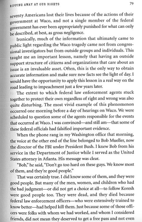 58e1b5240ae townhall.com Book  Special Counsel Mueller Did Exactly What Comey Accused  Trump Of Doing