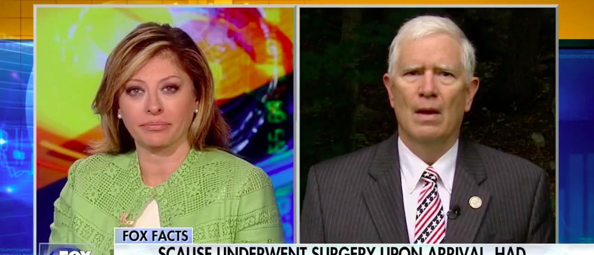 Screen Shot Mo Brooks On Fox News (June 18, 2017)