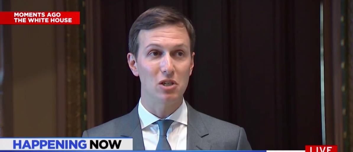 Screen Shot Kushner (MSNBC: June 19, 2017)