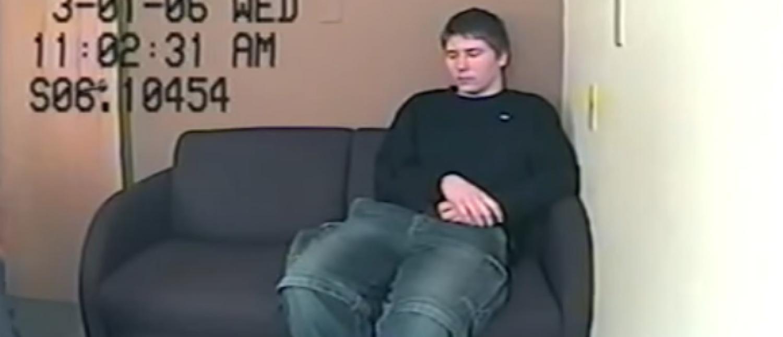 Brendan Dassey is interrogated by police. (YouTube Screenshot/Steven Avery & Brendan Dassey cases)