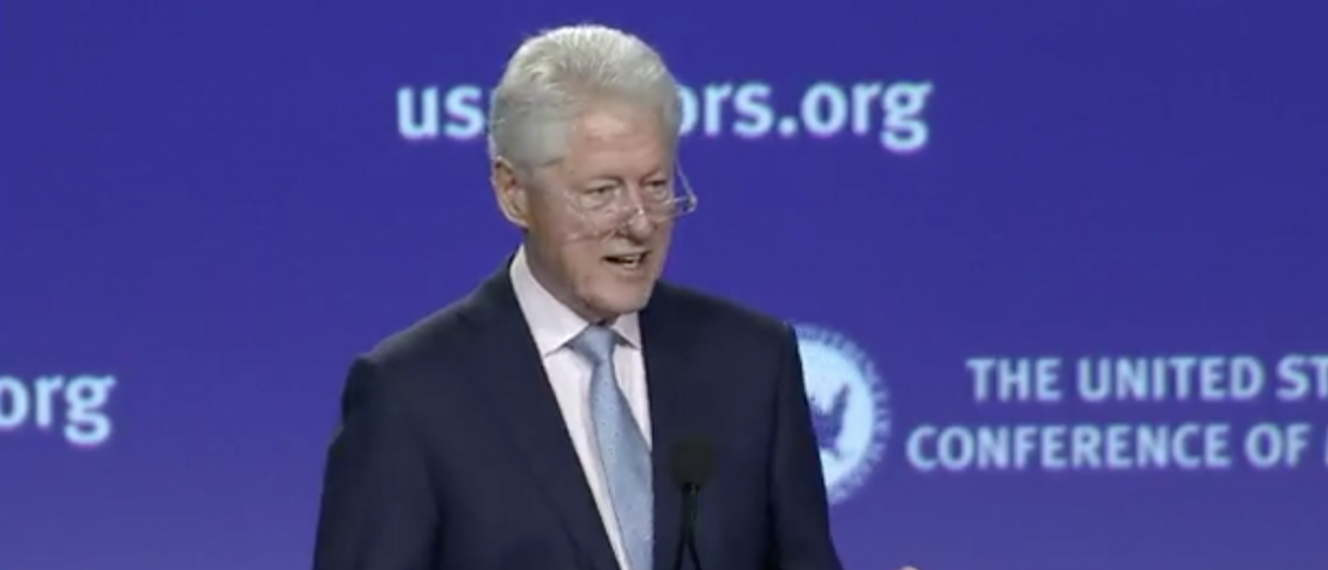 Screenshot/Facebook Video/The United States Conference of Mayors