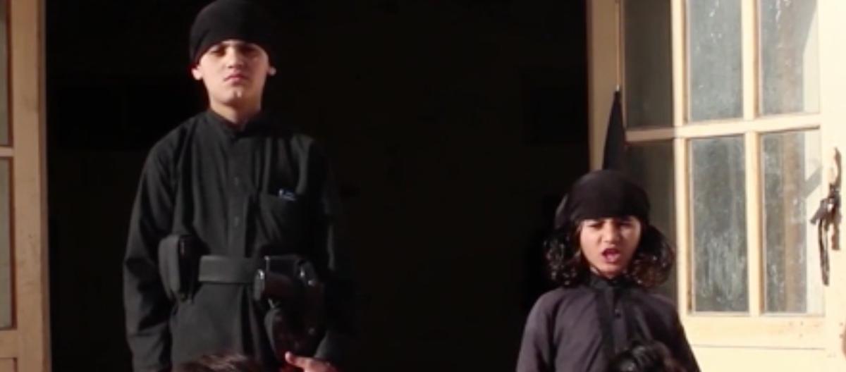 ISIS video/Screenshot