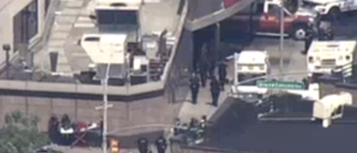 bronx hospital shooter/NBC News Screenshot