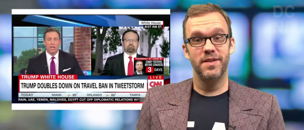 Tim Young No Things Considered/Screenshot/Daily Caller Video