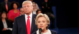 Hillary In New Book: Trump Made My Skin Crawl