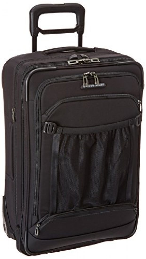 Normally $380, this expandable carry-on is 41 percent off today (Photo via Amazon)
