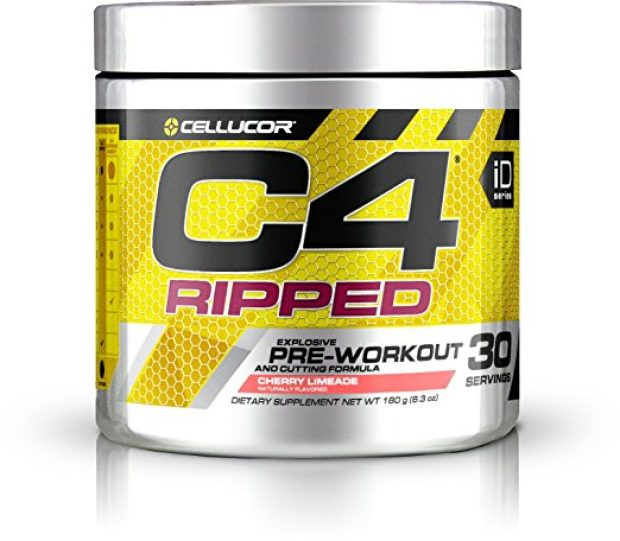 Normally $50, this C4 Ripped is 63 percent off today (Photo via Amazon)