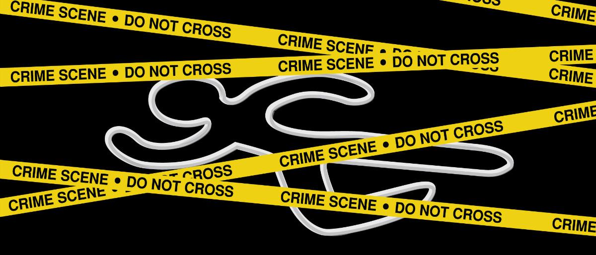 crime scene Shutterstock/Shany Muchnik