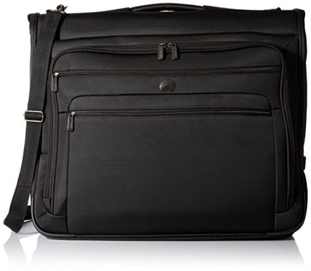 Normally $100, this garment bag is 50 percent off today (Photo via Amazon)