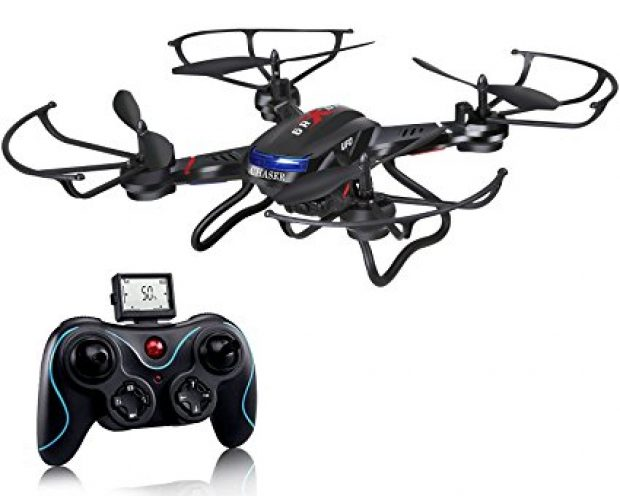 Normally $200, this drone is 59 percent off today (Photo via Amazon)