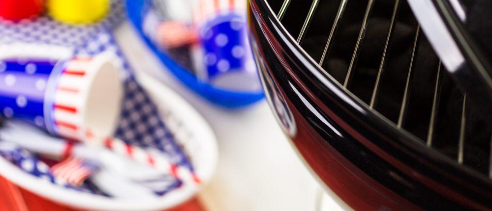 4th of July BBQ (Photo via Shutterstock)