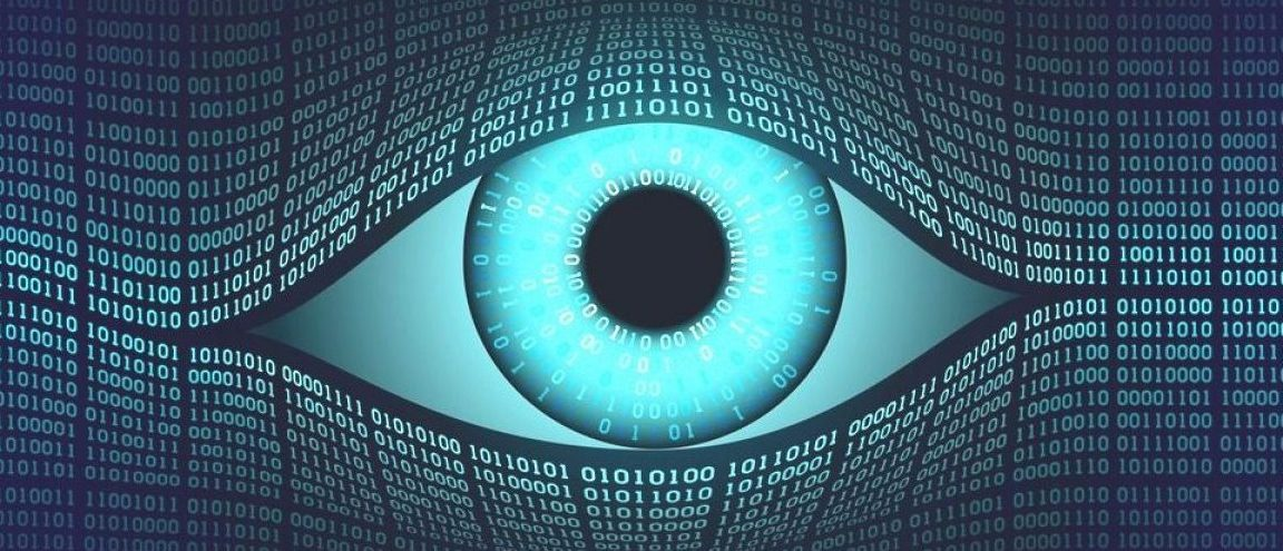 """Big Brother"" conducting surveillance and spying on people. [Shutterstock - Valery Brozhinsky]"