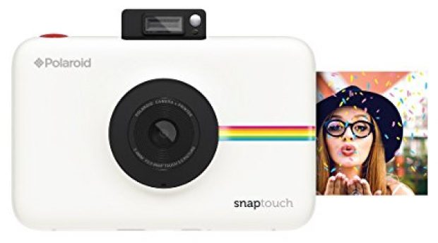 Normally $180, this new Polaroid camera is 25 percent off today (Photo via Amazon)