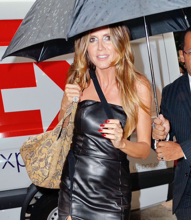 Heidi Klum (photo: Splash News