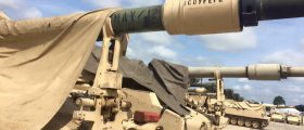 Army Howitzer Has 'Covfefe' Stamped On The Gun [PHOTO]
