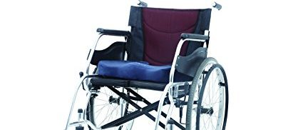 This seat cushion is good for more than just wheelchairs (Photo via Amazon)