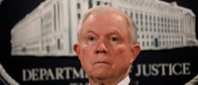 Sessions Vows To Stay On As AG After Trump Slam