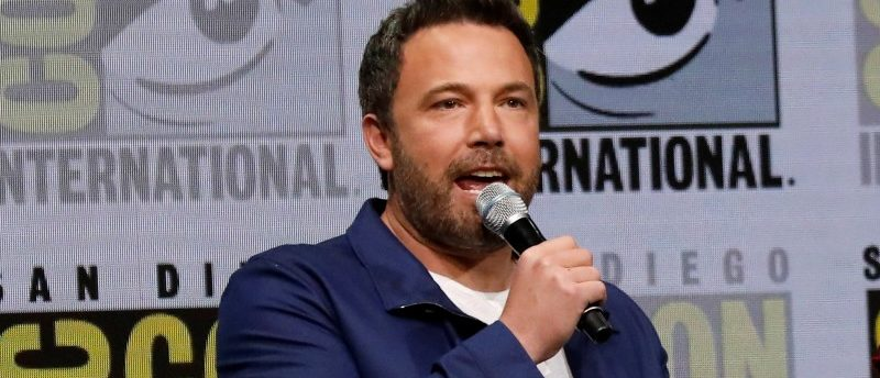 "Ben Affleck at a panel for ""Justice League"" during the 2017 Comic-Con International Convention in San Diego July 22, 2017. REUTERS/Mario Anzuoni"