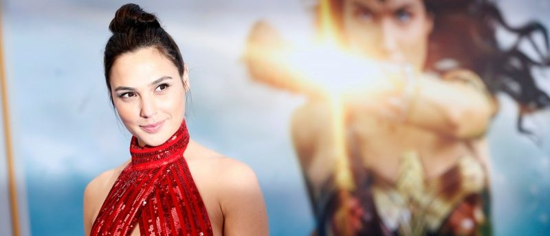 """FILE PHOTO - Cast member Gal Gadot poses at the premiere of """"Wonder Woman"""" in Los Angeles, California U.S. on May 25, 2017. REUTERS/Mario Anzuoni/File Photo"""
