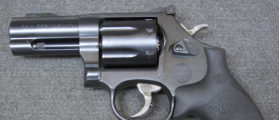 Gun Test: Smith & Wesson Performance Center 7-Shot Model 586 L-Comp