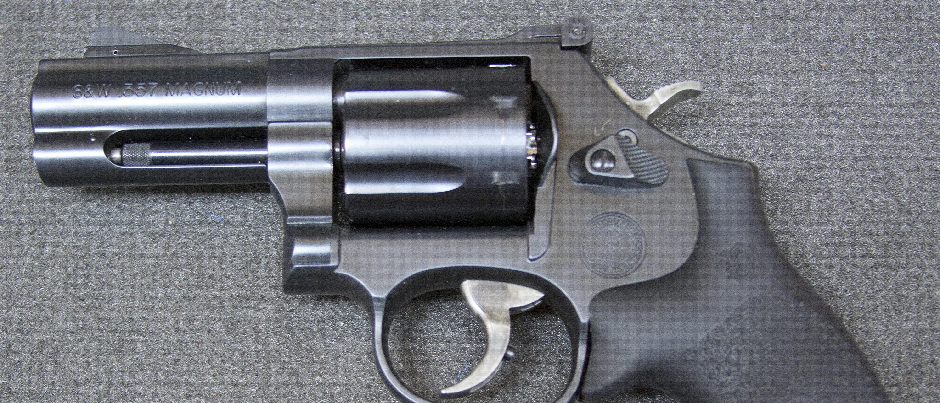 Gun Test: Smith & Wesson Performance Center 7-Shot Model 586