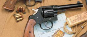 The U.S. Model Of 1917 Revolvers