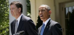 Republicans Turn Comey Records Request Into Obama Probe