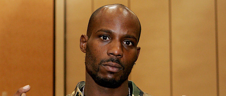 LAS VEGAS - AUGUST 20:  Rapper DMX poses at the International Pool Tour World 8-Ball Championship at the Mandalay Bay Resort & Casino August 20, 2005 in Las Vegas, Nevada. The contest was the first-ever championship match between the best male and female pool players in the world and featured Mike Sigel vs. Loree Jon Jones. Sigel won the match to claim the top prize of $150,000 and Jones earned $75,000 as the runner-up - the biggest single payday in the history of the sport.  (Photo by Ethan Miller/Getty Images)