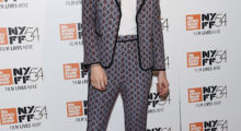 Kristen loves her suits! (Photo Credit: Getty Images)