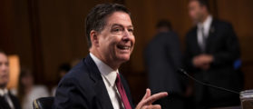 FBI Confirms That Comey Drafted Statement On Clinton Probe Months Before Investigation Ended