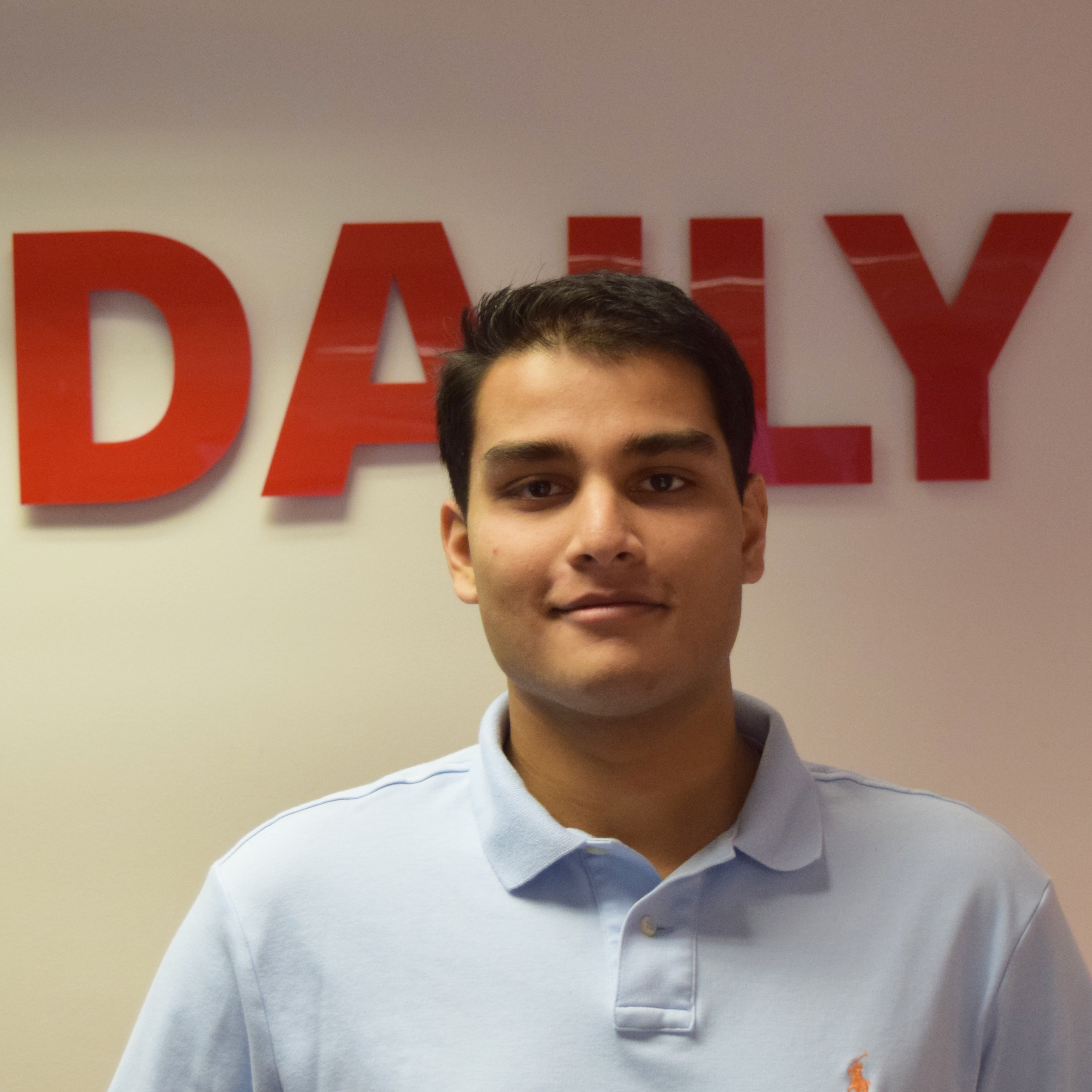 Photo of Kush Desai
