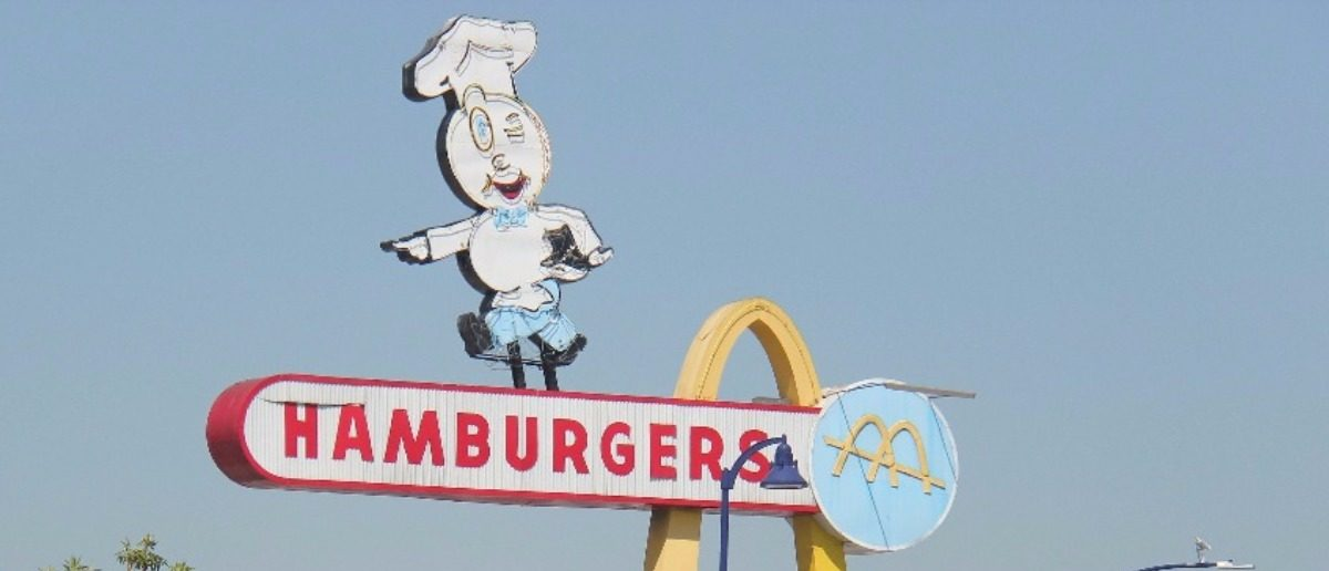 The oldest operating McDonald's restaurant in Downey, Calif. (Shutterstock/Supannee Hickman)
