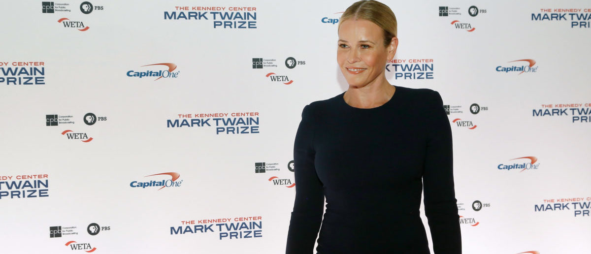 11) And then there is comedian and television host Chelsea Handler (REUTERS/Jonathan Ernst)