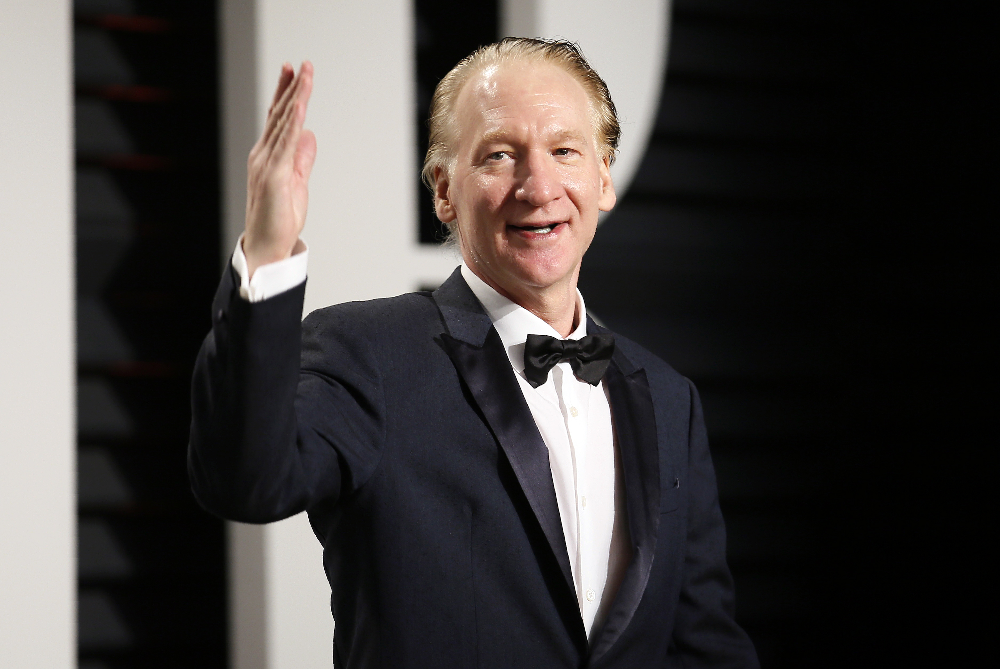 8) Bill Maher received a ton of criticism for saying the N-word casually on his nighttime HBO show. (REUTERS/Danny Moloshok)
