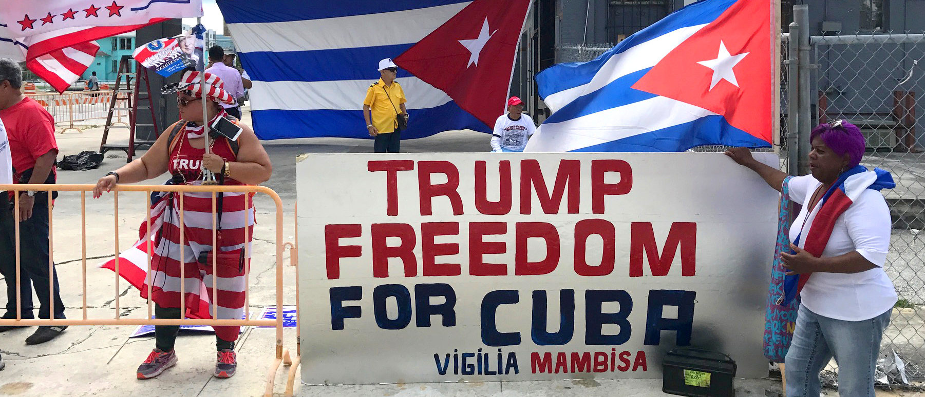 the goal of the cuban embargo The goal of the embargo, they said, had been to change cuba but since cuba had not changed, the embargo was a futile policy and should be withdrawn it was a sleight-of-hand, with the same party supplying both sides of the argument.