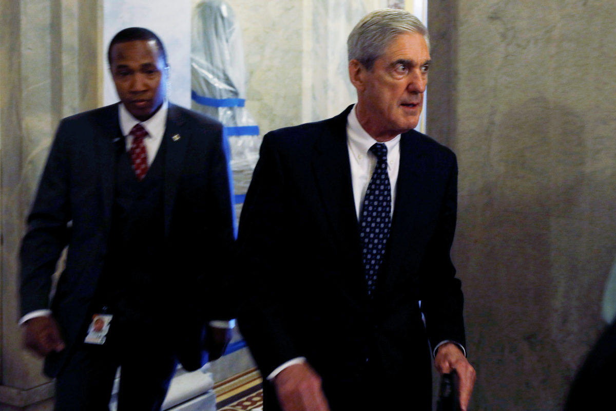 Special Counsel Robert Mueller Impanels Grand Jury in Russia Investigation
