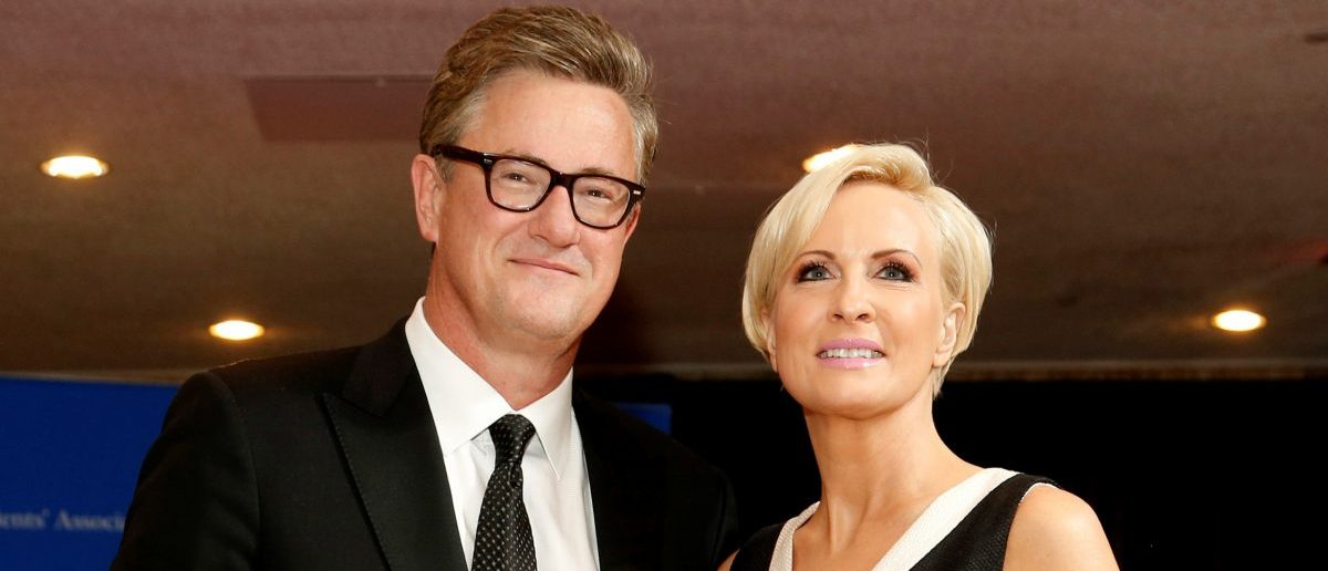 MSNBC's Scarborough and Brzezinski (Credit: Reuters)