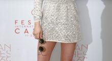 Kristen looks stunning  (Photo Credit: REUTERS)