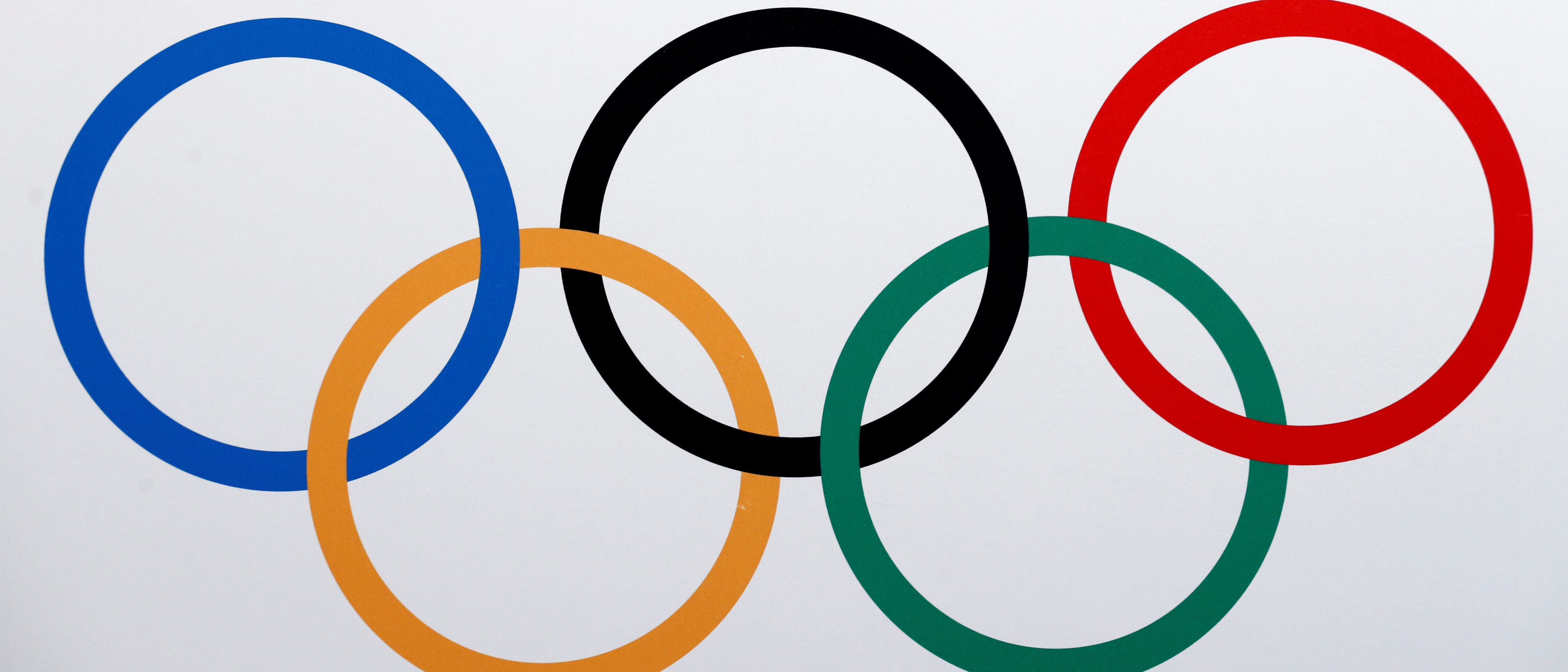 The Olympics rings logo is pictured in Lausanne, Switzerland, June 21, 2016. REUTERS/Denis Balibouse - RTSP5CL