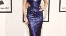 Selena looks fierce on the red carpet (Photo Credit: REUTERS)