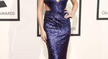Selena Gomez (Photo Credit: REUTERS/Danny Moloshok)  Selena Gomez arrives at the 58th Grammy Awards in Los Angeles