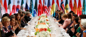 FACT CHECK: Did Trump And Putin Have A 'Secret Meeting' At The G20 Summit?