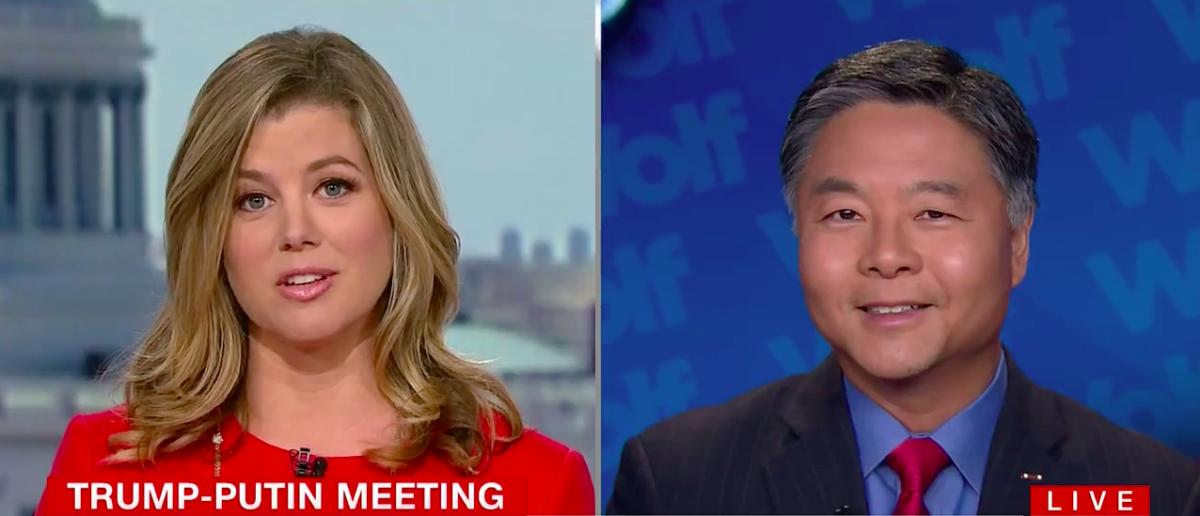 Screen Shot Ted Lieu (CNN: July 3, 2017)