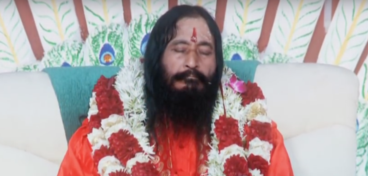 Ashutosh Maharaj (Gur Sewak/ Youtube Screen Shot 2017-07-05 at 4.18.20 PM)