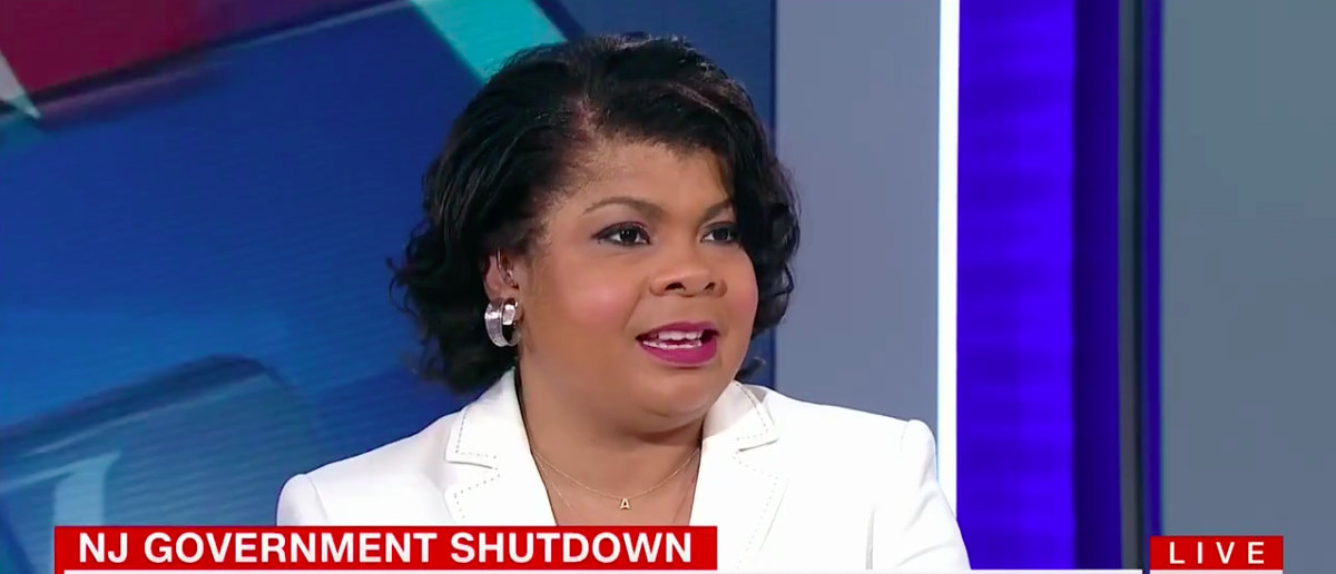 April Ryan (Screenshot/CNN)