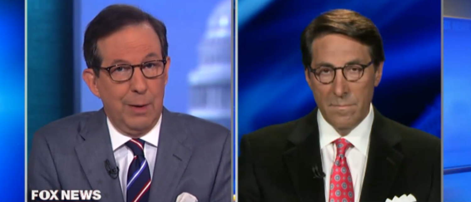 Jay Sekulow, the president's personal attorney, speaks on Fox News in July 2017. (Screenshot/Fox News)