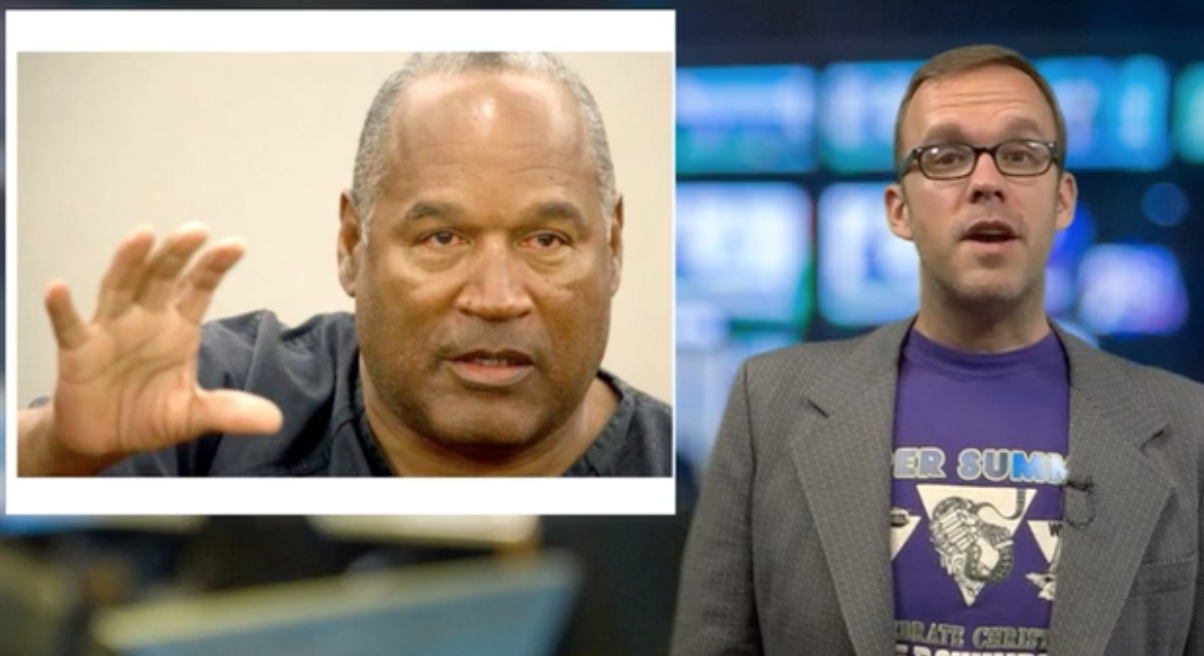 Tim Young OJ Simpson (TheDCNF/No Things Considered)