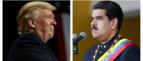 Trump Administration Announces Sanctions Against Maduro Regime